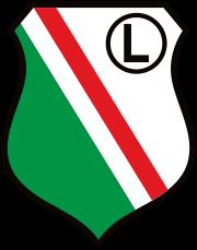 Logo for Legia Warszawa