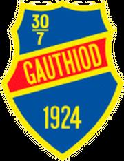 Logo for IK Gauthiod