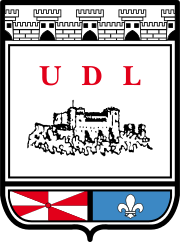 Logo for U.D. Leiria