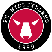 Logo for FC Midtjylland