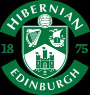 Logo for Hibernian LFC (k)