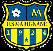 Logo for Marignane/Gignac FC