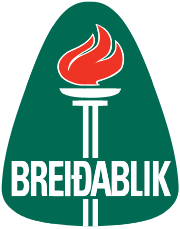 Logo for Breidablik