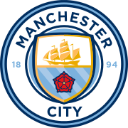 Logo for Manchester City