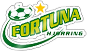 Logo for Fortuna Hjørring (k)