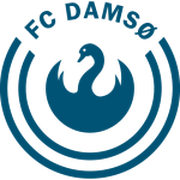 Logo for Damsø (k)