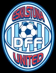 Logo for Eskilstuna United DFF (k)