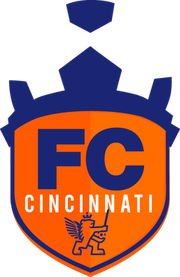 Logo for FC Cincinnati