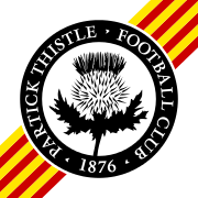Logo for Partick Thistle