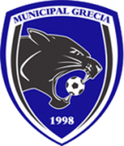 Logo for Grecia