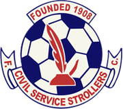 Logo for Civil Service Strollers