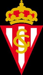 Logo for Sporting Gijon B