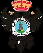 Logo for CF Talavera de la Reina