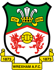 Logo for Wrexham