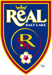 Logo for Real Salt Lake