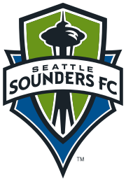Logo for Seattle Sounders FC