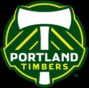 Logo for Portland Timbers