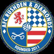 Logo for AFC Rushden & Diamonds