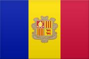 Logo for Andorra
