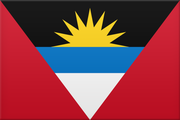 Logo for Antigua og Barbuda