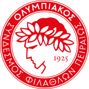 Logo for Olympiakos