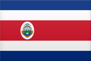 Logo for Costa Rica