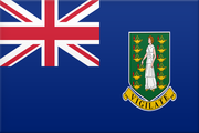 Logo for De Britiske Jomfruøer