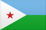 Logo for Djibouti