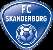 Logo for FC Skanderborg