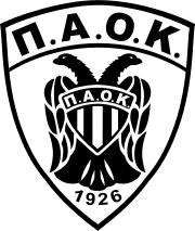 Logo for PAOK