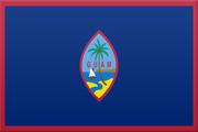 Logo for Guam