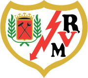 Logo for Rayo Vallecano