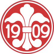 Logo for B 1909
