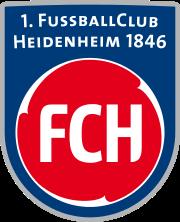 Logo for FC Heidenheim