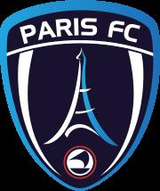 Logo for Paris FC