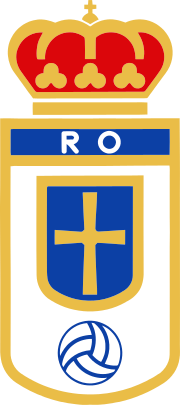 Logo for Real Oviedo B