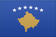 Logo for Kosovo