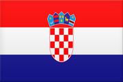 Logo for Kroatien