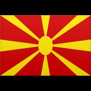 Nordmakedonien U17 logo