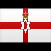 Nordirland (k) logo