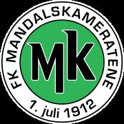 Mandalskameratene logo