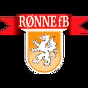 Rønne fB logo