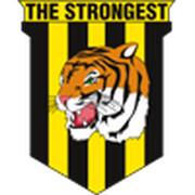 The Strongest logo