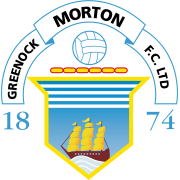 Greenock Morton logo