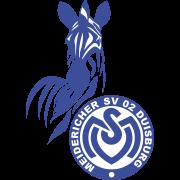 MSV Duisburg (k) logo