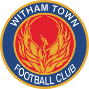 Witham Town logo