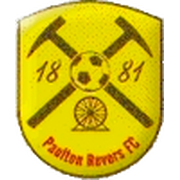 Paulton Rovers logo