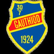 IK Gauthiod logo