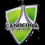 Canberra United FC (k) logo