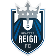 Reign FC (k) logo